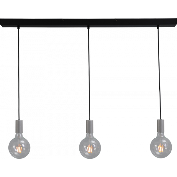 Hanglamp Tessi Concrete Look Masterlight 2037-00-100-3