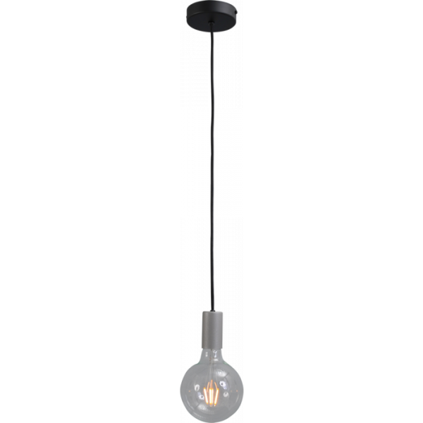 Hanglamp Tessi Concrete Look Masterlight 2037-00