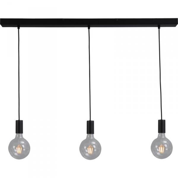 Hanglamp Tessi Black Masterlight 2037-05-100-3