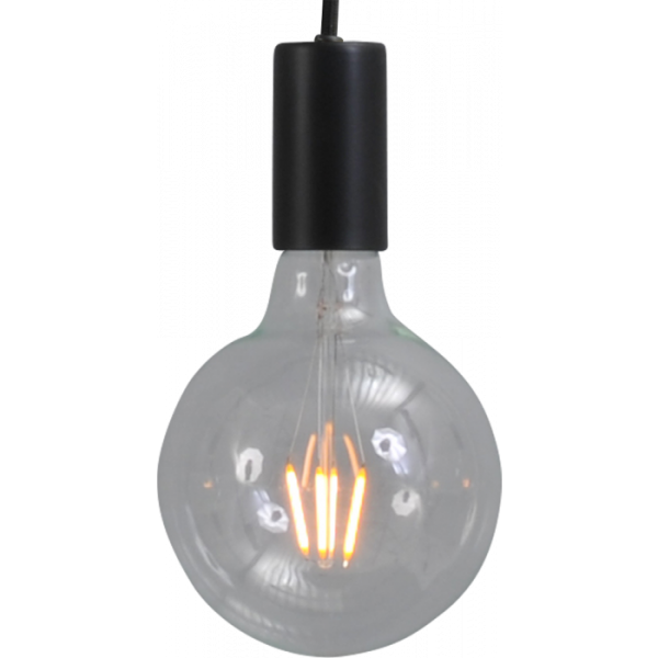 Hanglamp Tessi Black Masterlight 2037-05