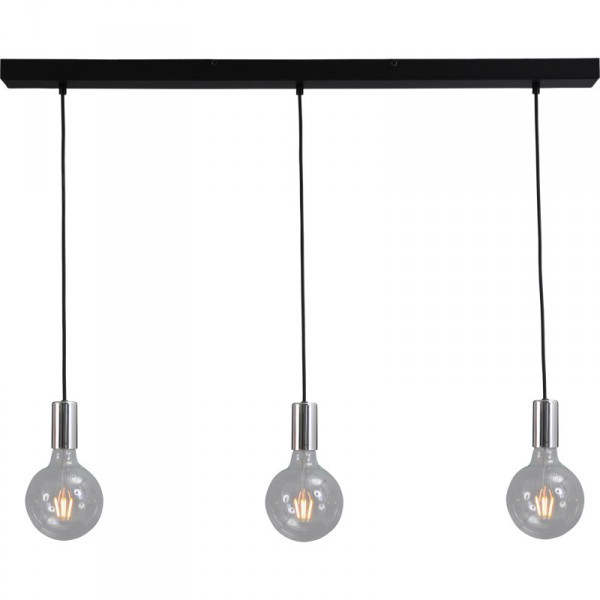 Hanglamp Tessi Chroom Masterlight 2037-07-100-3