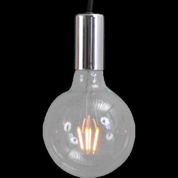 Hanglamp Tessi Chroom Masterlight 2037-07