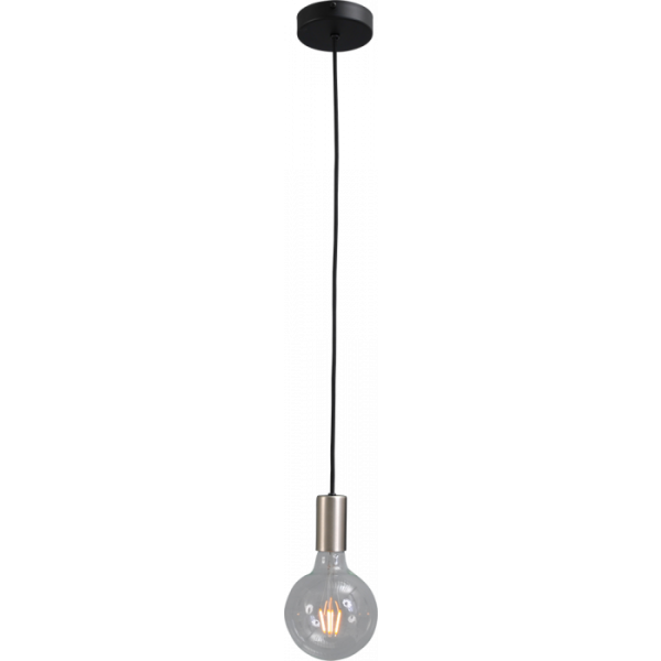 Hanglamp Tessi Nickel Masterlight 2037-37