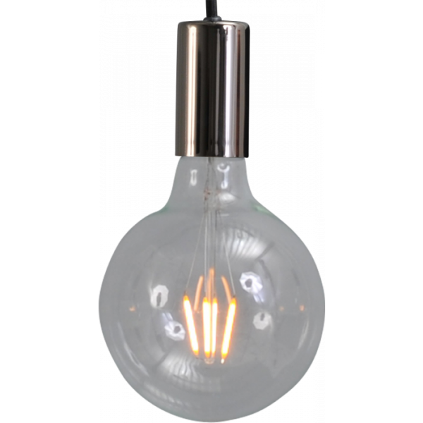 Hanglamp Tessi Black Nickel Masterlight 2037-82