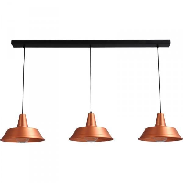 Hanglamp Prato Copper Masterlight 2546-55-130-3