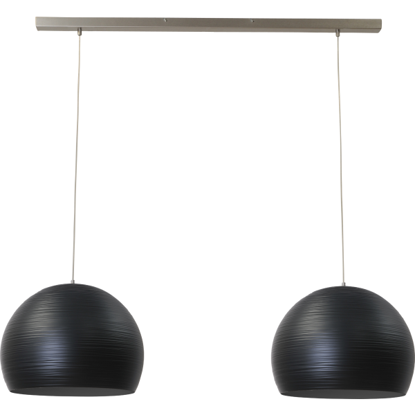 Hanglamp Globo Black Concepto Masterlight 2811-05-100-2