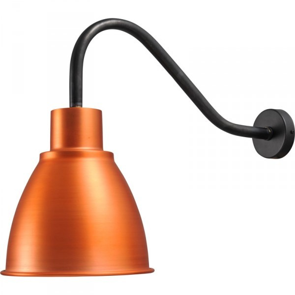 Wandlamp Industria Copper Masterlight 3006-05-55