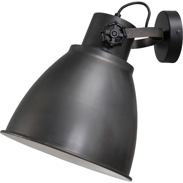 Hanglamp Gunmetal White Industria Masterlight 3008-05-30