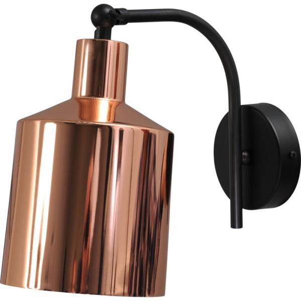 Wandlamp Boris Shiny Copper Concepto Masterlight 3020-05-56