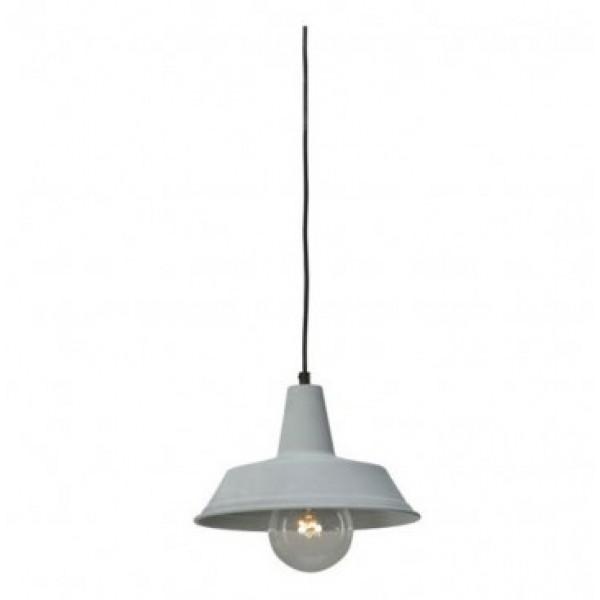 Hanglamp 25 cm Prato Concrete Look Masterlight.