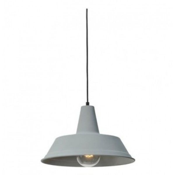 Hanglamp 35 cm Prato Concrete Look Masterlight.