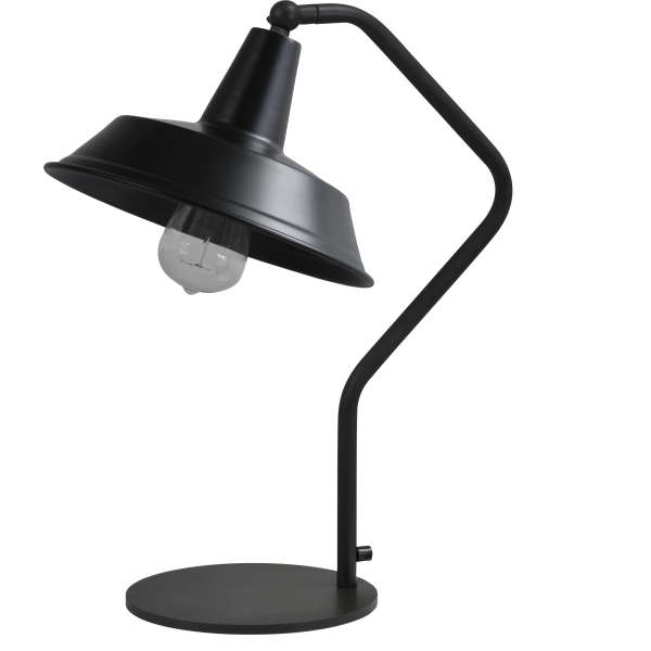 Tafellamp Prato Black Masterlight.