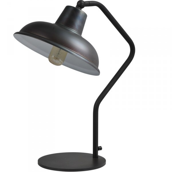 Tafellamp Di Panna Gunmetal White Masterlight 4045-05-30