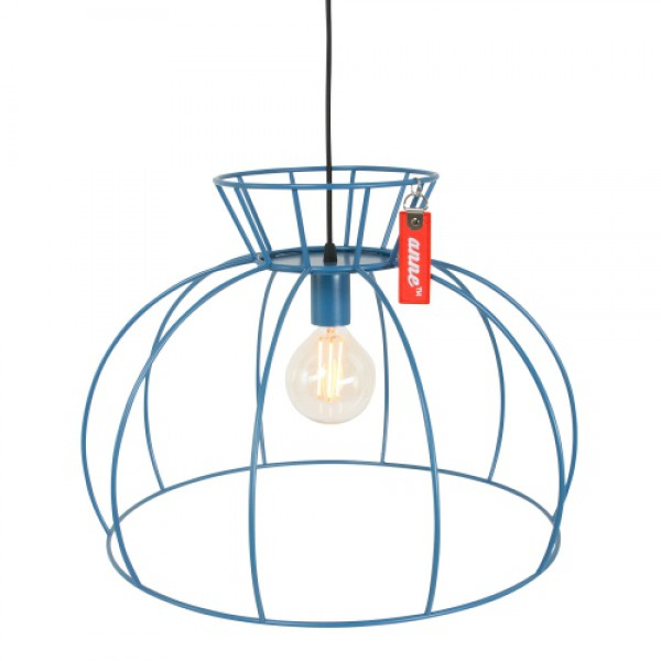 Hanglamp Crinoline Blauw Anne Lighting