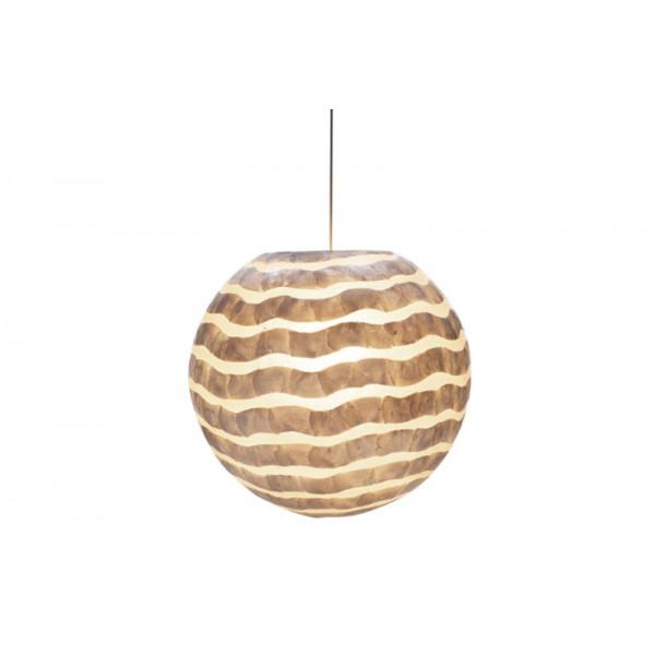Hanglamp Waves Bol 40 cm