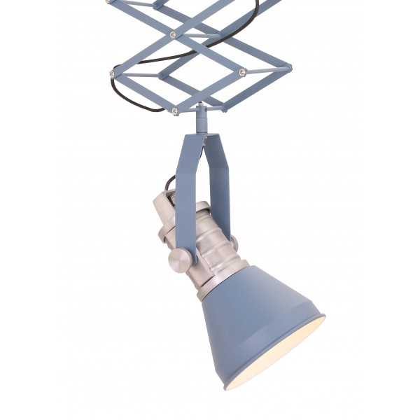 hanglamp brusk blauw anne lighting