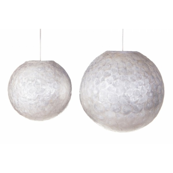 Hanglamp Full Shell Bol 60 cm (3)