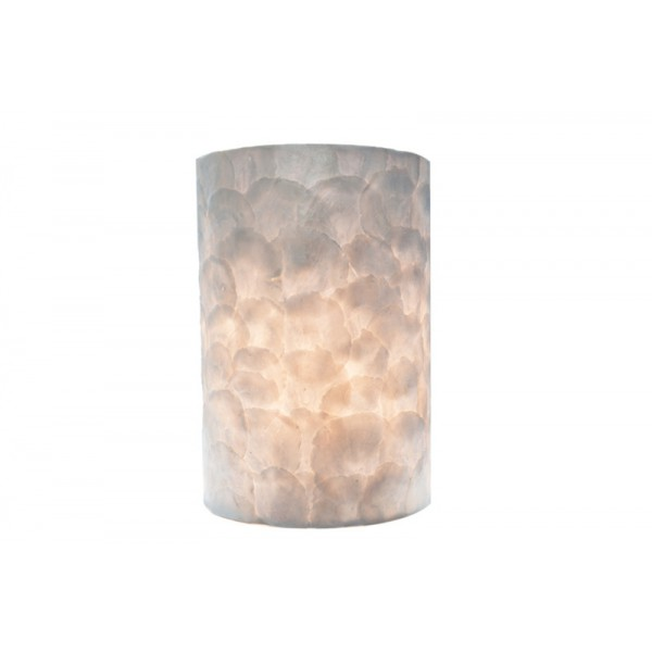 Wandlamp Rechthoek XS Full Shell Set van 2
