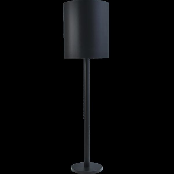 Vloerlamp Al Tonno Zwart Masterlight 6390-20-50/50/48+71165-05