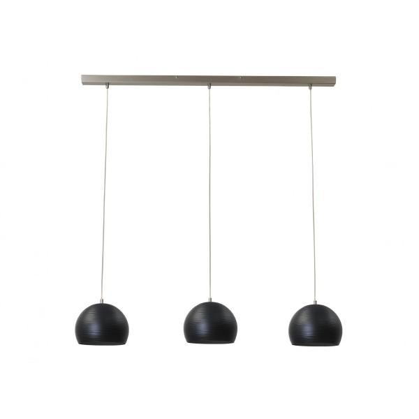 Hanglamp Globo Black Concepto Masterlight 2810-05-130-3