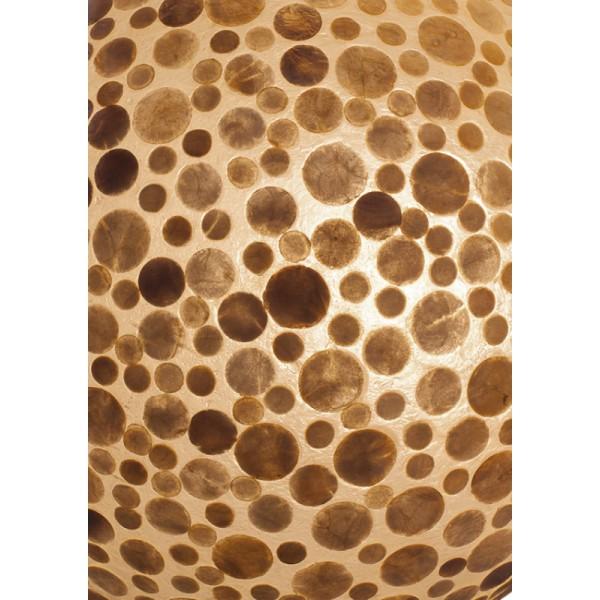 Hanglamp Coin Goud 60 cm (4)