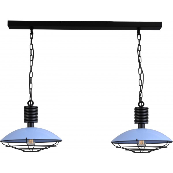 Hanglamp Purple Industria Masterlight 2013-13-C-R-120-2