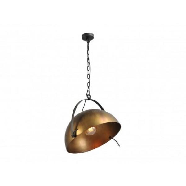 Plafondlamp Larino Antik Brass 50 cm Masterlight