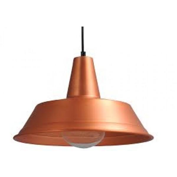 Hanglamp 35 cm Prato Copper Masterlight.