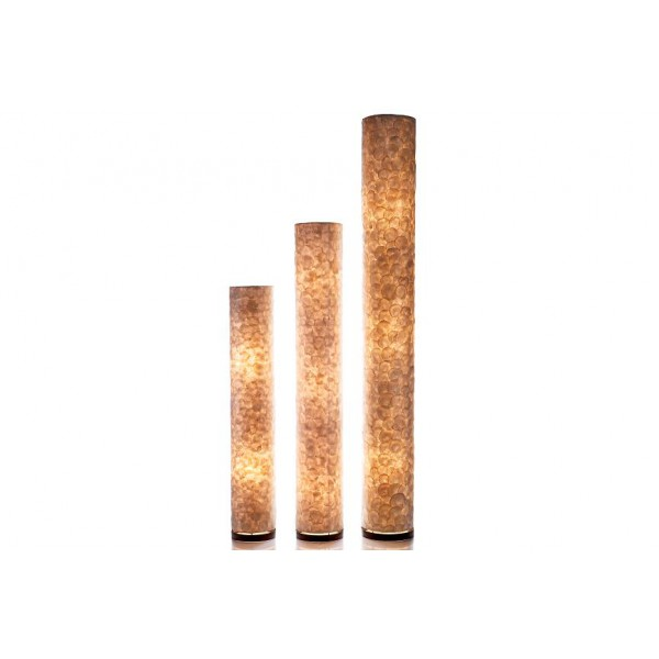 Vloerlamp Full Shell Cilinder 150 cm