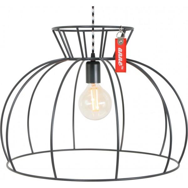 Hanglamp Crinoline Grijs Anne Lighting