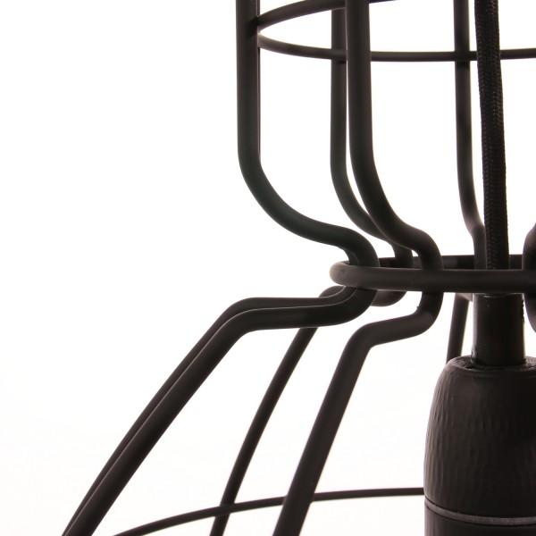 Hanglamp Mark II Zwart Detail