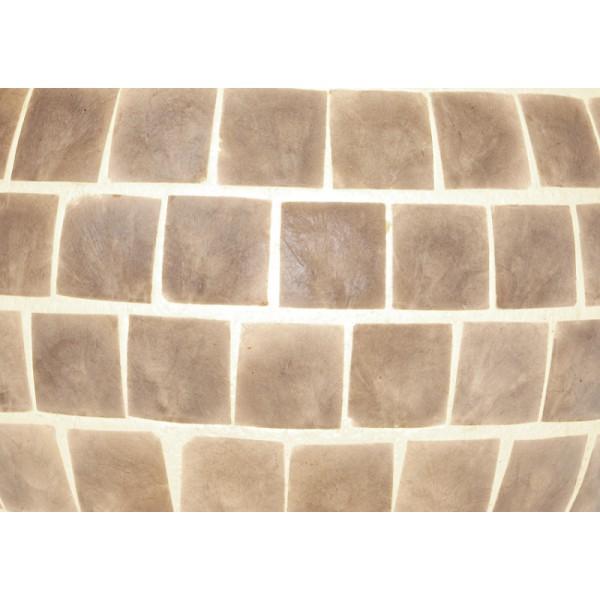 Vloerlamp Moni White Apollo 70 cm