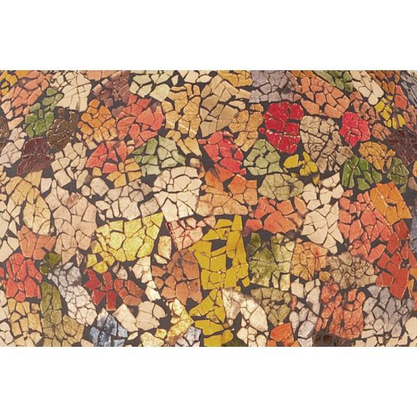 Tafellamp Carglass Staande Bol Multi Color 30 cm (3)