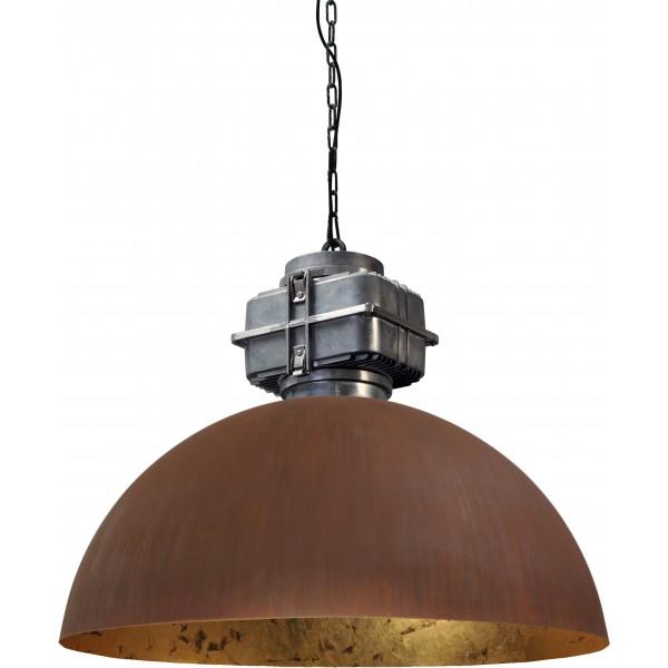 Hanglamp Industrieel Rust Goldleaf 80 cm BOX