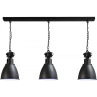 Hanglamp Industria Gunmetal White Masterlight 2007-30-130-3