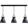 Hanglamp Industria Gunmetal White Masterlight 2007-30-B-130-3