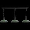 Hanglamp Green Industria Masterlight 2013-04-C-R-160-3