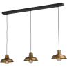 Hanglamp Antik Brass Industria Masterlight 2045-10-130-3