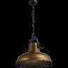 Hanglamp Antik Brass Industria Masterlight 2047-20-B-C-K