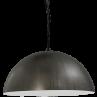 Hanglamp Larino Gunmetal White Masterlight 60 cm