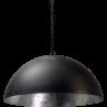 Hanglamp Larino Gunmetal Silverleaf Masterlight