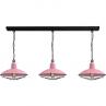 Hanglamp Pink Industria Masterlight 2013-09-C-160-3