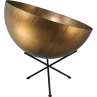 Tafellamp Larino Antik Brass Masterlight