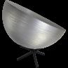 Tafellamp Casco Silver Concepto Masterlight 4731-37