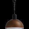 Hanglamp Larino Rust WhiteMasterlight