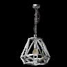 Hanglamp Hope zand-ooud zilver Expo Trading
