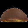 Hanglamp Larino Rust Gold leaf Masterlight